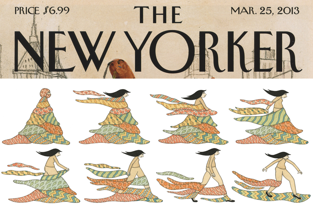 NEWYORKER fabric MARCH 24, 2013